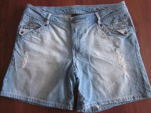 Forum Dukan : short jean delave taille 44