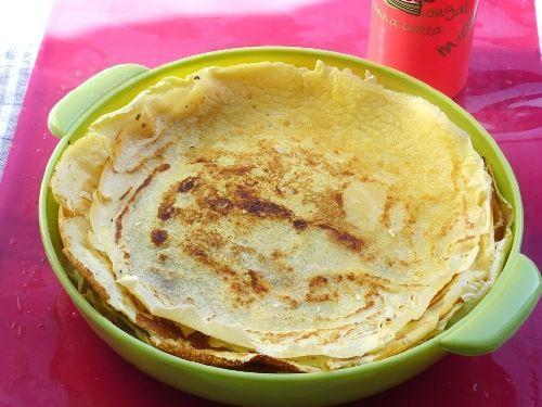Forum Dukan : voila mes crepes