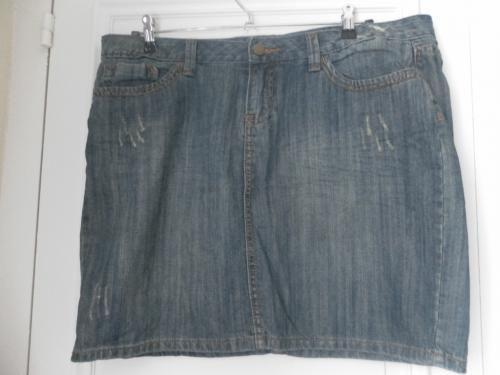 Forum Dukan : mini jupe en jean in extenso t46 4