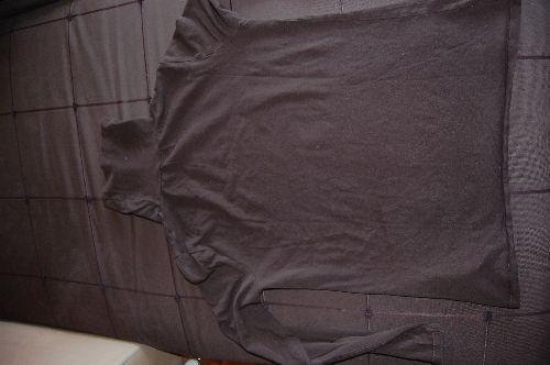 Forum Dukan : sous pull marron taille m