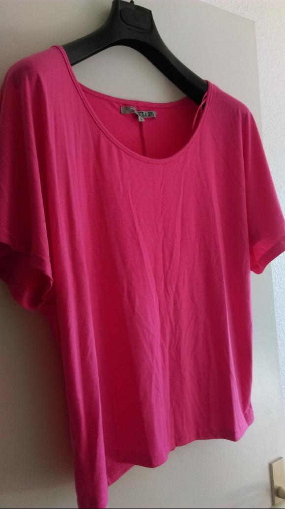 Forum Dukan : tee shirt rose taille 4 3