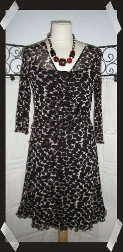 Forum Dukan : robe tunique patrice breal taille 40 10 euros