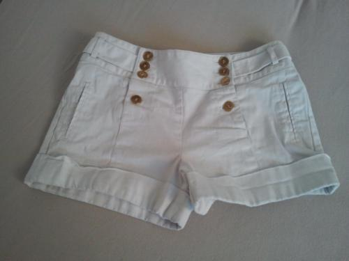 Forum Dukan : short new look boutons dores taille 38 5
