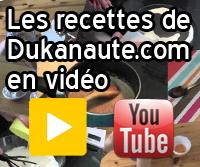 Régime Dukan : Forum  Actualités  Images  Vidéos