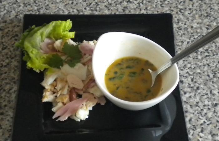 vinaigrette minceur pour salade