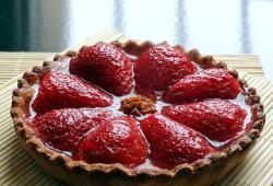 Photo Dukan Tartelette duo (fraise-citron)