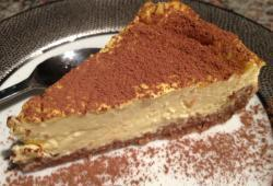 Recette Dukan : Cheesecake Bounty