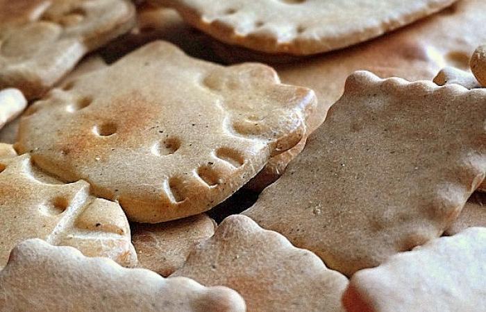 Régime Dukan (recette minceur)  Biscuits secs maison (sans gluten) dukan