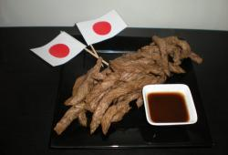 Photo Dukan Boeuf à la japonaise