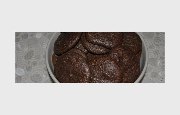 Régime Dukan (recette minceur) : Biscuits au cacao #dukan http://www.proteinaute.com/recette-biscuits-au-cacao-10235.html