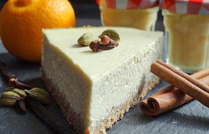 creamy cheesecake au fromage blanc de brebis recette dukan pp par supertata recettes et. Black Bedroom Furniture Sets. Home Design Ideas