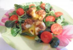 Recette Dukan : Oeuf  mollet frit