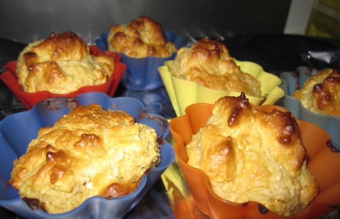 Appareil de base pour petits g teaux muffins vari s recette dukan pp par sarak recettes et - Gateau pour le petit dejeuner ...