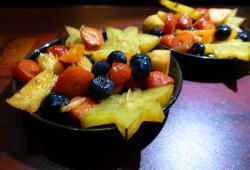 Recette Dukan : Little Richard fruit salad