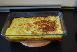Photo Dukan Flan surimi-courgette