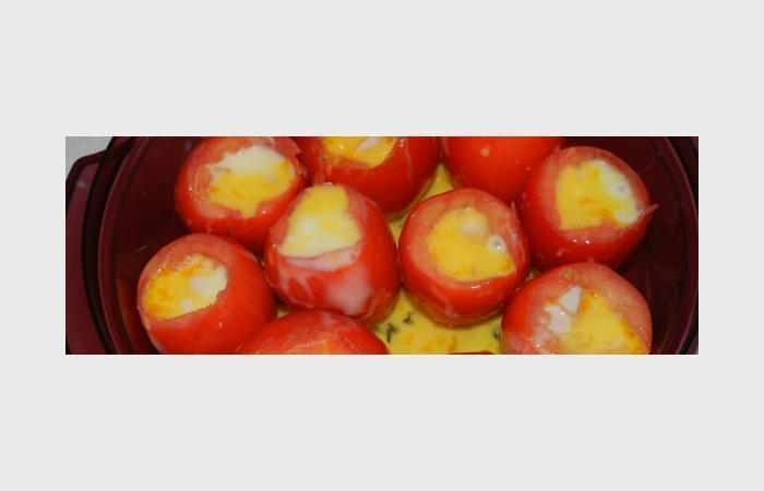 tomate en omellette au micro ondes recette dukan pl par nathcoco2723 recettes et forum dukan. Black Bedroom Furniture Sets. Home Design Ideas