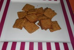 Photo Dukan Crackers aux son d'avoine et graines