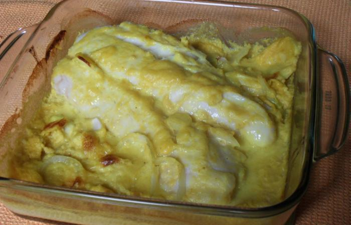 Régime Dukan (recette minceur) : Cabillaud coco/cury #dukan http://www.proteinaute.com/recette-cabillaud-coco-cury-11140.html