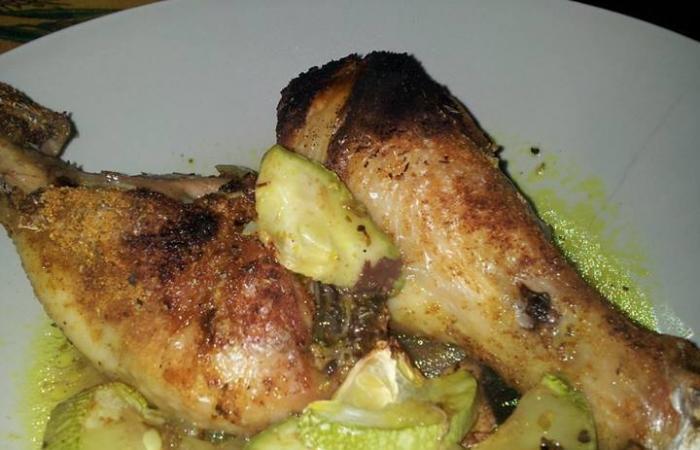 Recette poulet grill affordable poulet grill tartare de tomates aux olives with recette poulet - Comment faire du poulet grille ...
