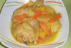 Photo Dukan Poulet mangue ananas