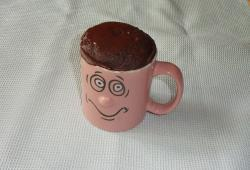 Photo Dukan Mug cake minute au chocolat