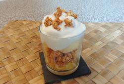 Photo Dukan Crumble ultra gourmand chaud/froid
