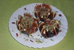 Photo Dukan Figues Farcies