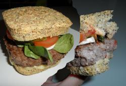 Photo Dukan Cheese Burger Dukan