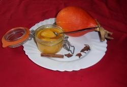 Photo Dukan Confiture de lait au potimarron saveur épicée