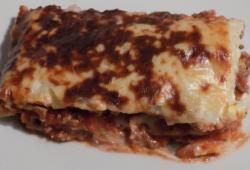 Photo Dukan Lasagnes