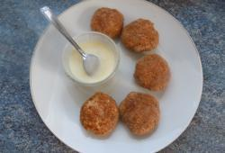 Photo Dukan Croquettes de poulet fromage