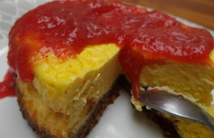 Régime Dukan (recette minceur) : Cheesecake Little Italy #dukan http://www.proteinaute.com/recette-cheesecake-little-italy-11916.html