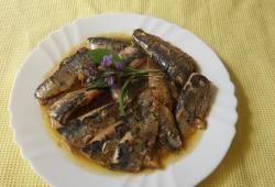 Photo Dukan Sardines sauce soja