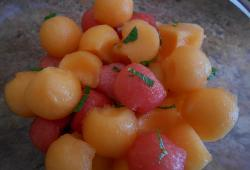 Photo Dukan Salade de melon