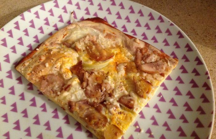 amour de p te pizza recette dukan pp par leonamour recettes et forum dukan pour le r gime. Black Bedroom Furniture Sets. Home Design Ideas