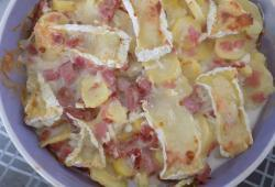 Photo Dukan Envie de tartiflette