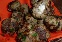 Photo Dukan Boulettes farcies au fromage
