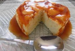 Photo Dukan Cheesecake caramel