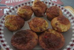 Photo Dukan Muffins au baies de Goji