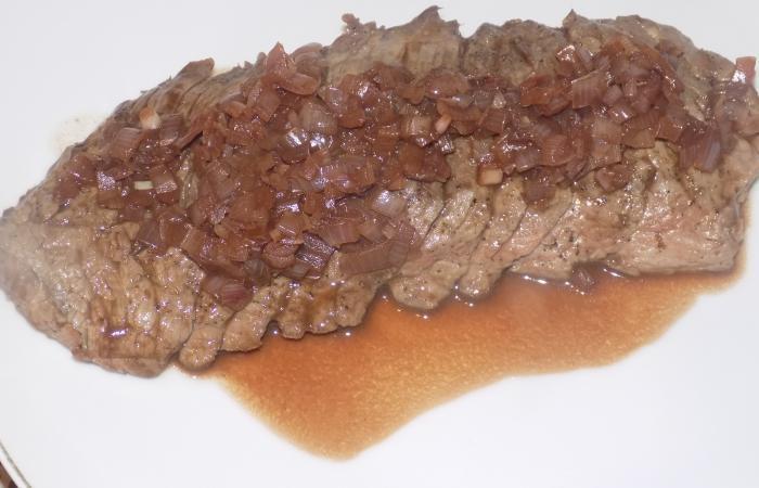 Bavette et courge butternut en parmentier façon bistrot, recette Dukan PL par