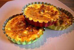 Photo Dukan Mini-quiche au surimi