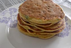 Photo Dukan Pancakes butternut cancoillotte