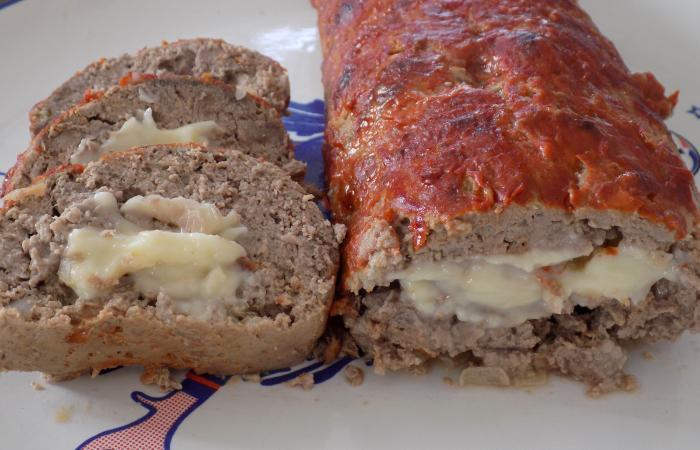 pain de viande 39 meatloaf 39 au fromage recette dukan pp par fanie37 recettes et forum dukan. Black Bedroom Furniture Sets. Home Design Ideas