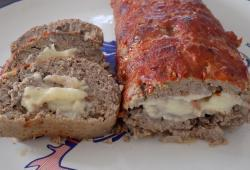 Photo Dukan Pain de viande 'meatloaf' au fromage
