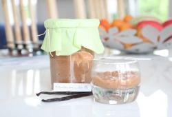 Recette Dukan : Confiture Rhubarbe & Vanille