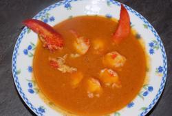 Photo Dukan Bisque de homard