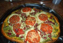 Photo Dukan Pizza au Pesto