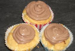 Photo Dukan Cupcakes cream cheese chocolat