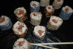 Photo Dukan Makis de pain de mie