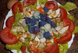 Photo Dukan Salade Multicolore